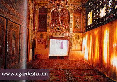 خانه اخوان حقیقی اصفهان