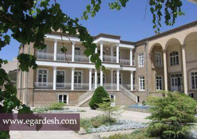 خانه گنجه ای زاده تبريز
