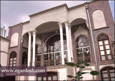 خانه اردوباری تبريز
