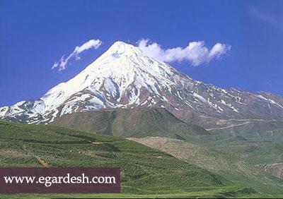 قله الوند همدان