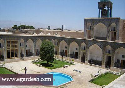 مدرسه ابراهیم خان کرمان
