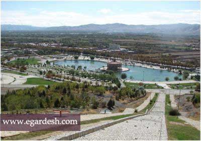 دریاچه مصنوعی و مجموعه تفریحی سیاحتی کوثر ملایر