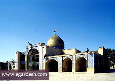 مرقد امامزاده محمد عابد اراک