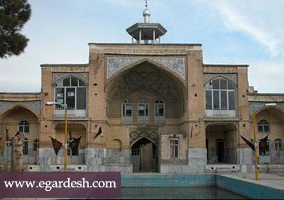 مسجد دولتشاه کرمانشاه