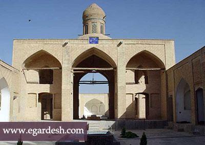 مسجد حاج محمد جعفر آباده ای اصفهان