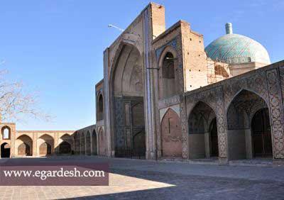 مسجد جامع عتیق قزوين