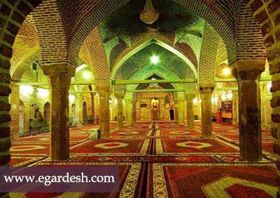 مسجد جامع مهاباد مهاباد
