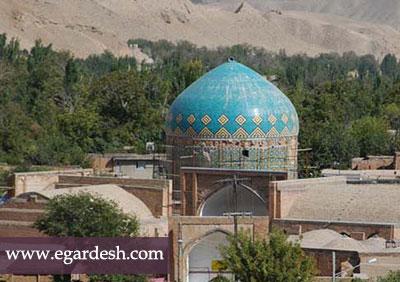 مسجد کبود گنبد مشهد