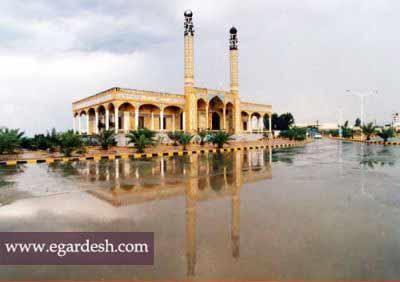 مسجد خاتم کیش