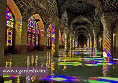 مسجد نصیر الملک شيراز