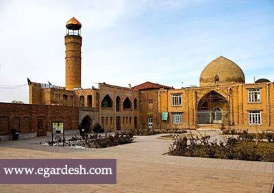 مسجد صاحب الامر تبريز