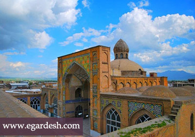 مسجد(سلطانی) امام خرم آباد