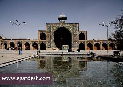 مسجد النبی قزوين