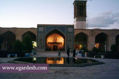 میدان گنجعلی خان کرمان