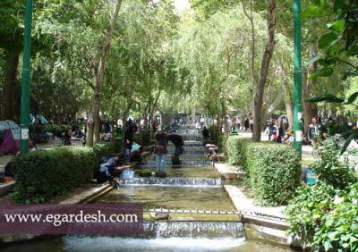 چشمه و پارک محلات محلات