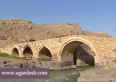 پل پنچ چشمه ماکو