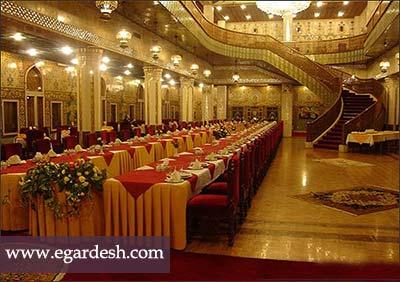رستوران مهمانسرا عباسی اصفهان