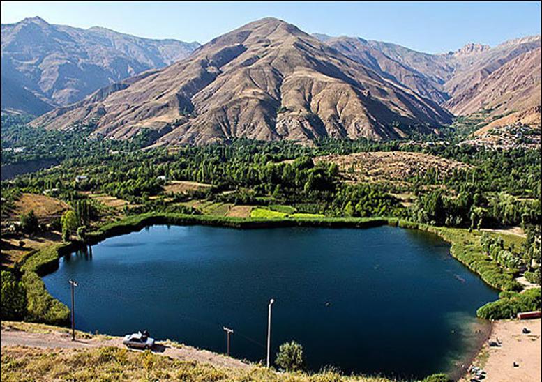 رود الموت قزوين