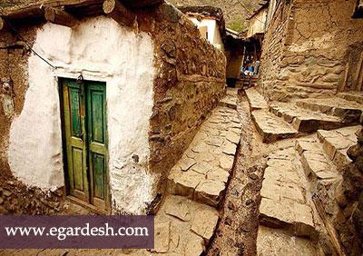 روستای اوشتبین تبريز