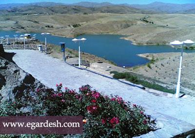 تفرجگاه چالیدره مشهد