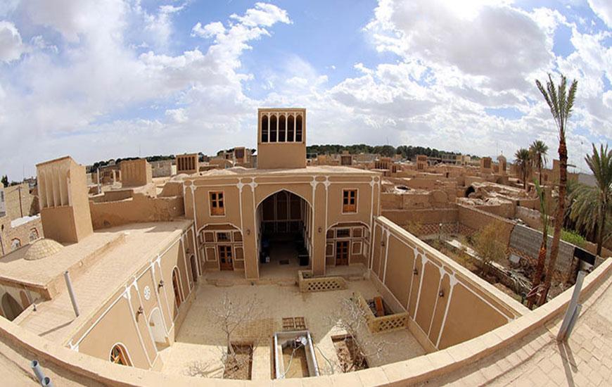 بافت قدیم شهر اردکان