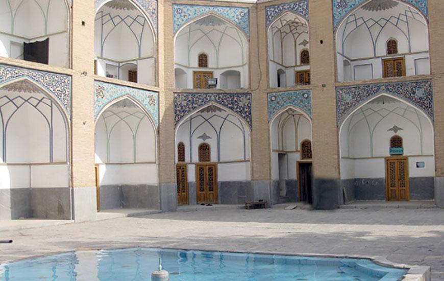 مدرسه باقریه مشهد
