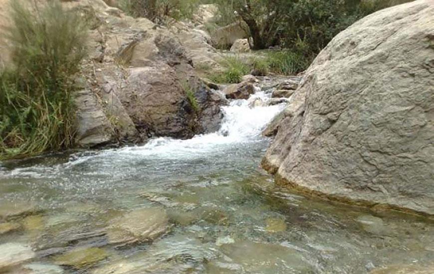 چشمه معدنی ته خاتون کرمان