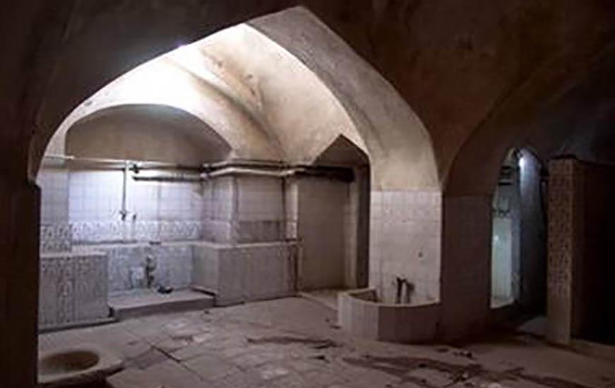 حمام حاج اصغر خان کنگاور
