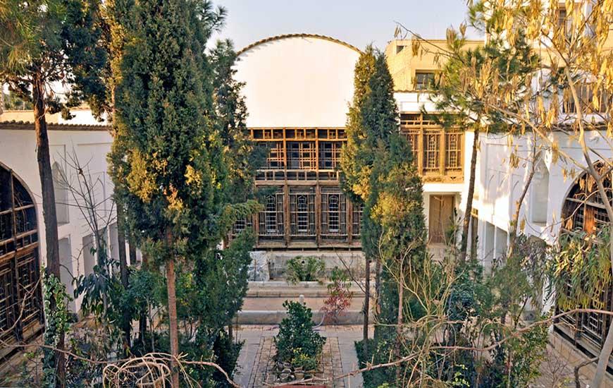 خانه حاج مصور الملکی اصفهان