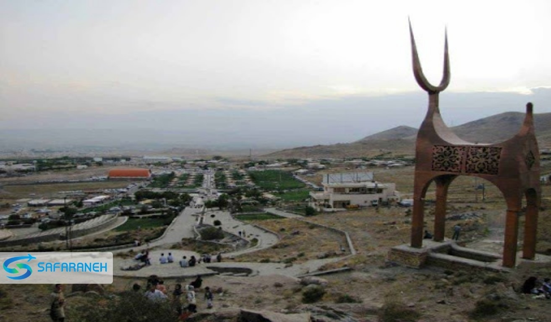 تفریحگاه گاوازنگ زنجان