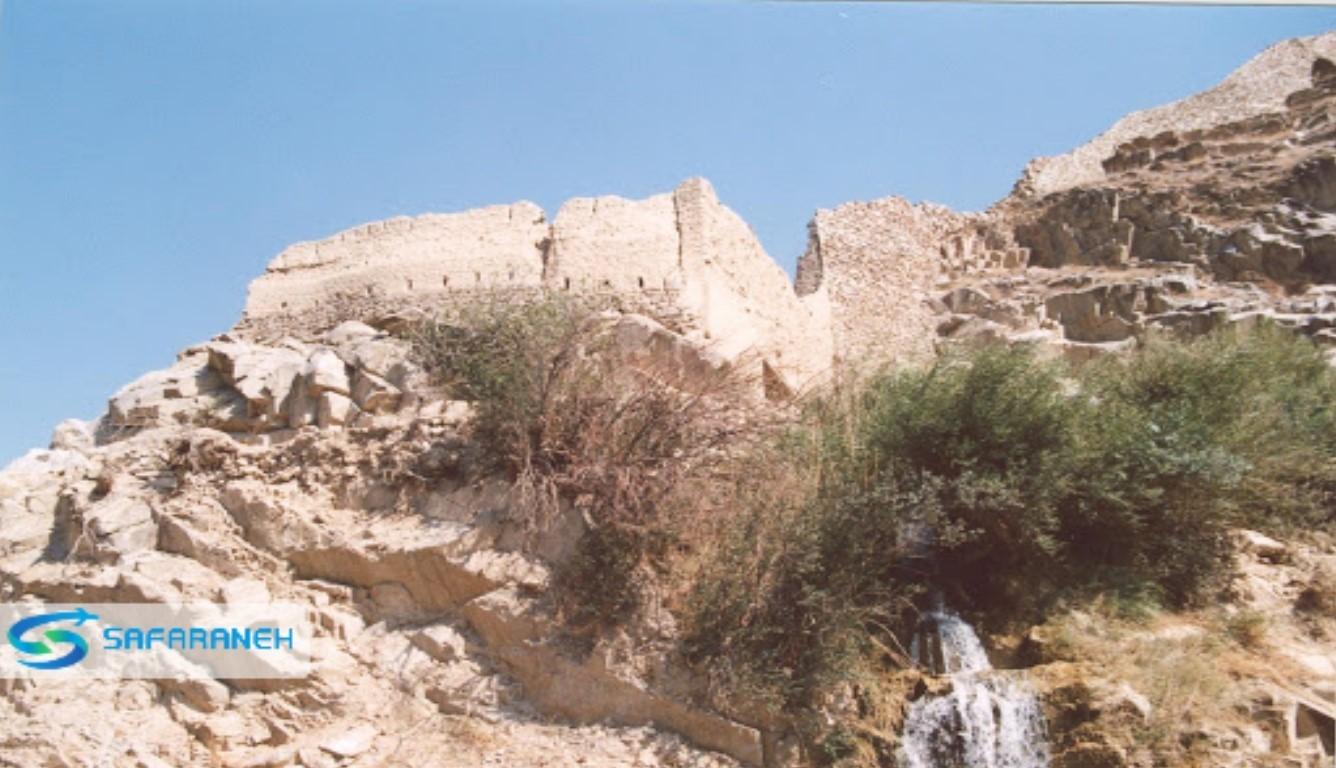 قلعه کردشت جلفا