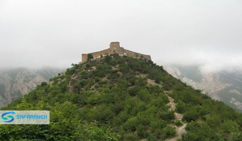 قلعه کنگ لو سوادکوه