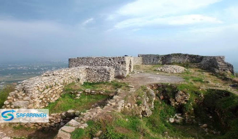 قلعه مارکوه رامسر