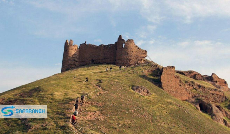 قلعه سمیران قزوین