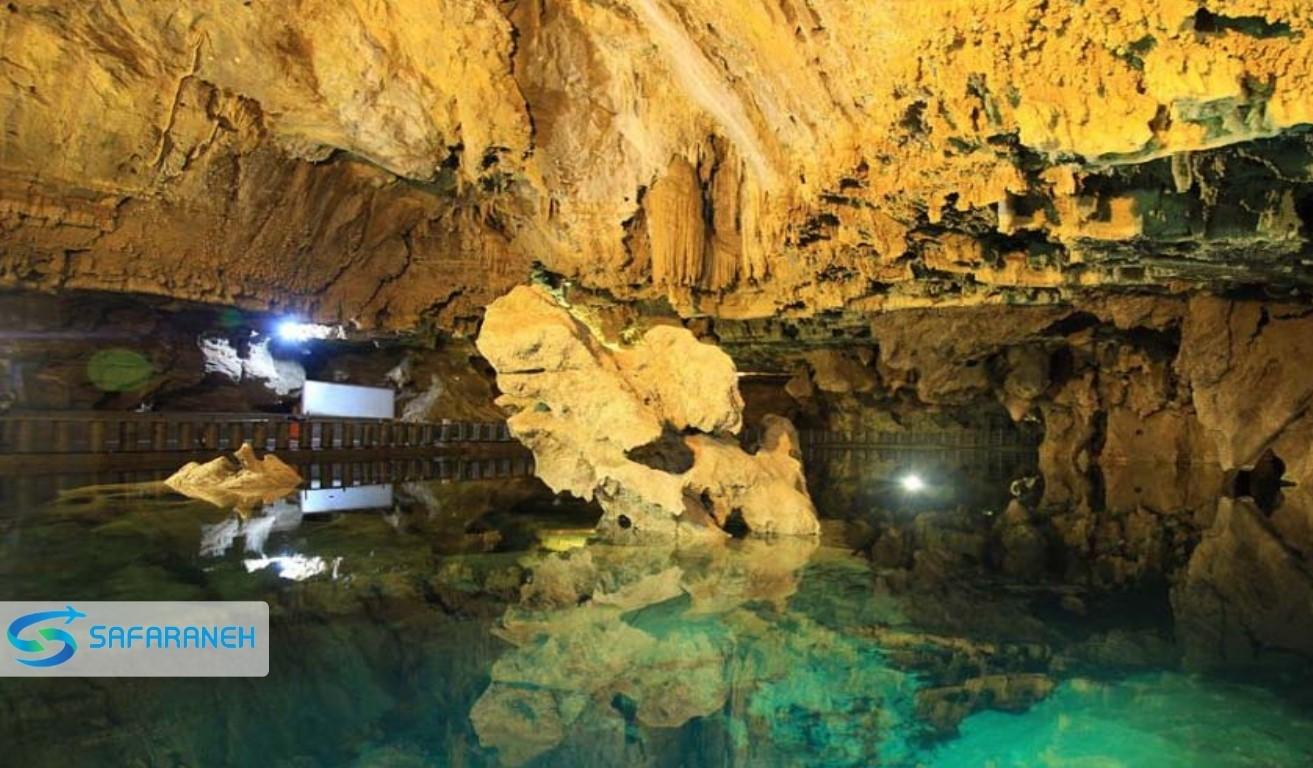 غار علی صدر کبودرآهنگ