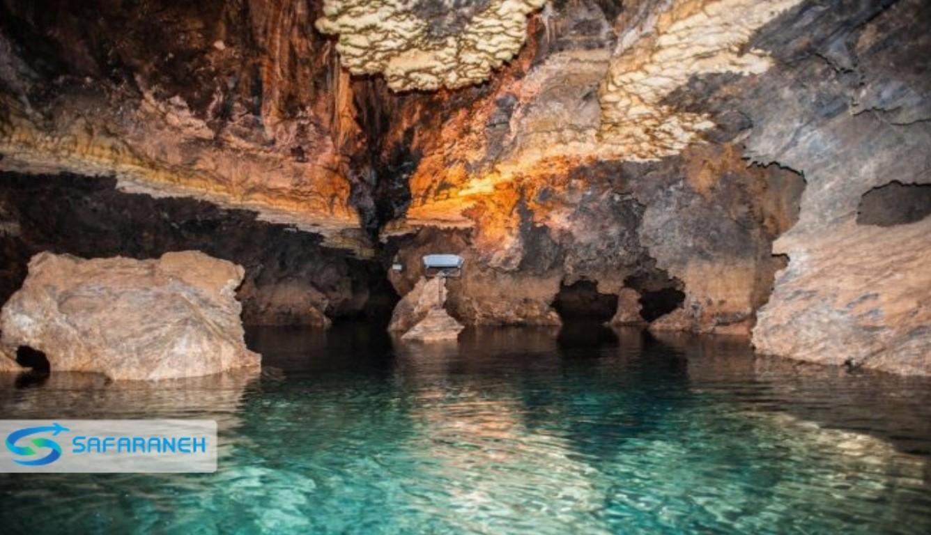 غار دانیال تنکابن