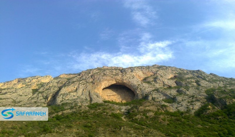 غار اسپهبد خورشید سوادکوه
