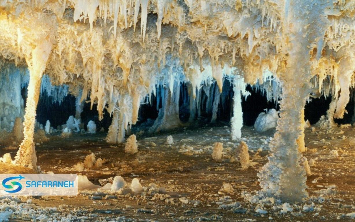 غار قوری قلعه کرمانشاه