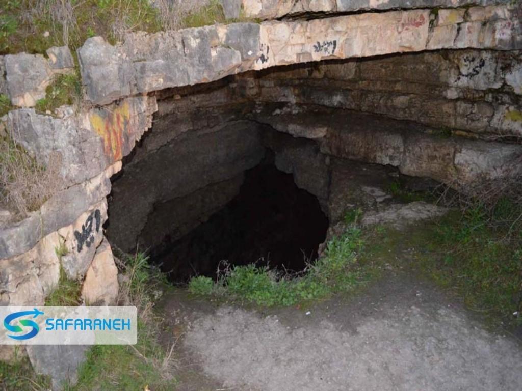 غارهای باستانی کمربند و هوتو بهشهر