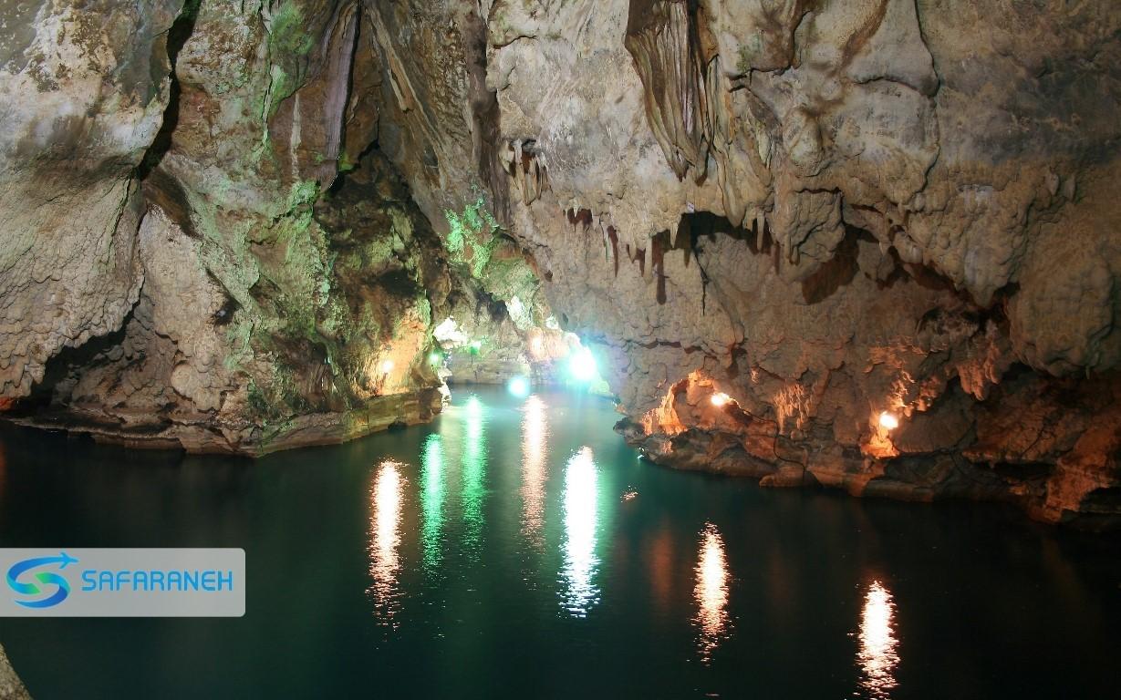 غار سهولان ارومیه