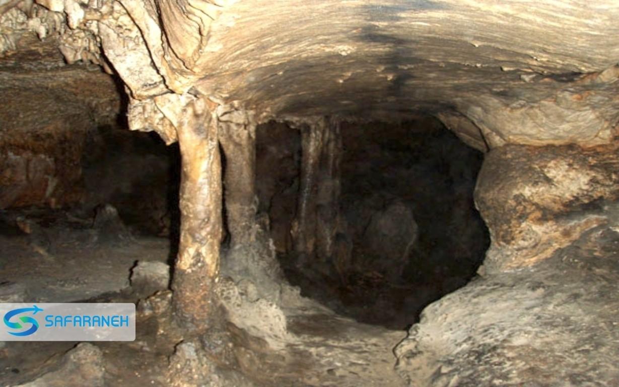 غار یکه چاه محلات
