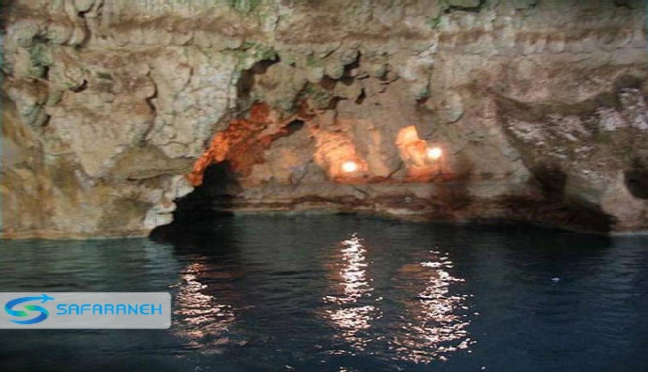 غار کاوات جوانرود