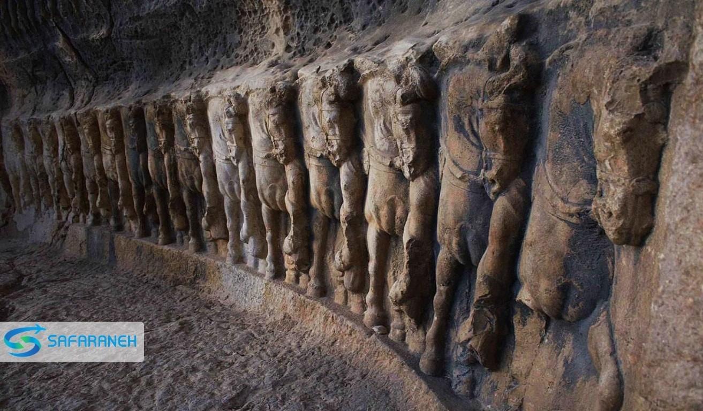 غار شاپور مرودشت