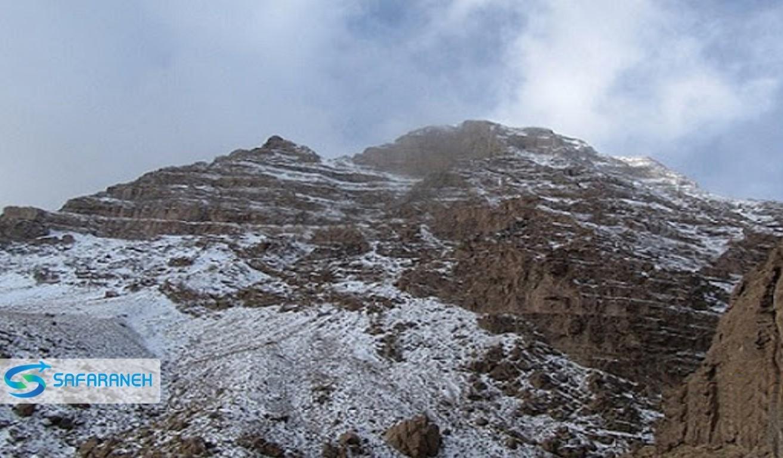 قلعه شیر کوه قزوین