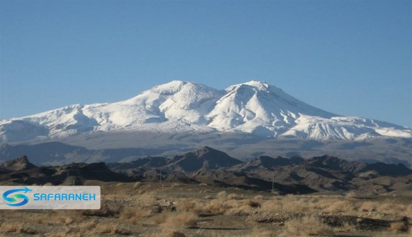 قله تفتان خاش
