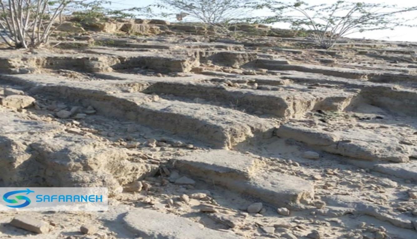 قبرستان جن چابهار
