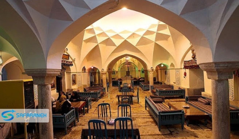 حمام یا چایخانه سنتی وکیل کرمان