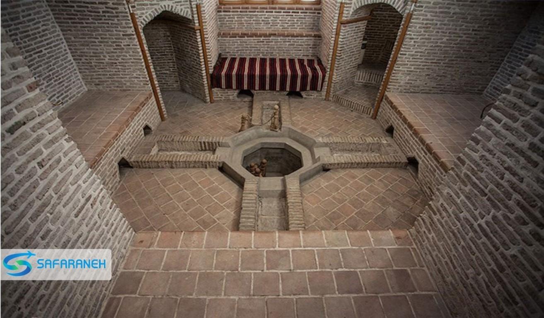 حمام وزیری ساری
