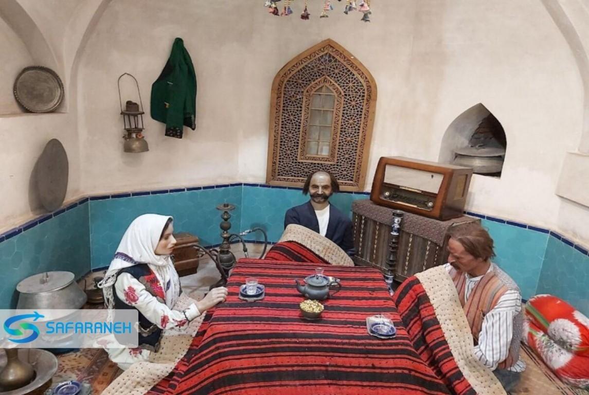 حمام ظهیرالاسلام اردبیل