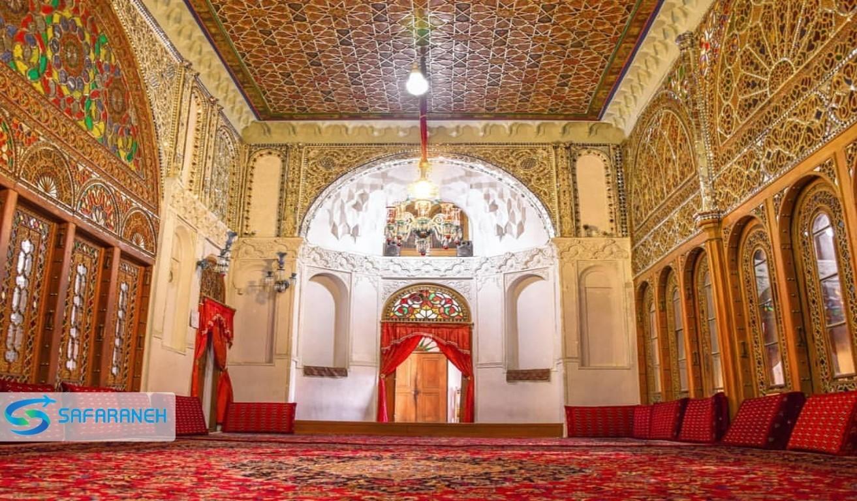 حسینیه امینی ها قزوین